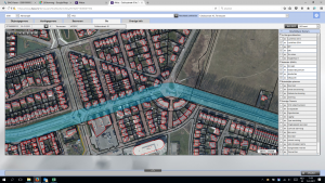 4Value brengt Waterverdedigingswerken geautomatiseerd in kaart. De kernzones worden als GIS-thema gepresenteerd!